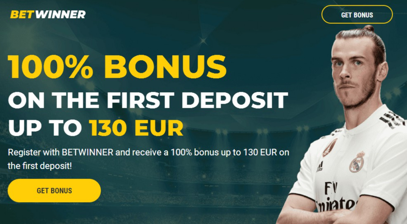 What is the BetWinner bonus code?